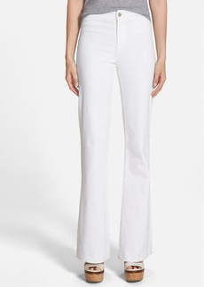 J Brand High Rise Tailored Flare Pants