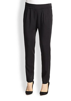 J Brand Irene Pleated Pants