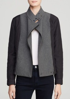 J Brand Jacket - Sean Quilted