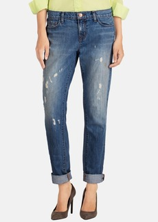 J Brand 'Jake' Distressed Slim Boyfriend Jeans (Broken)