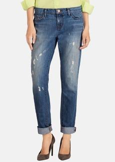 J Brand 'Jake' Distressed Slim Boyfriend Jeans (Broken)