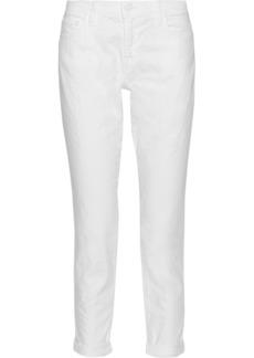 J Brand Jake mid-rise straight-leg jeans
