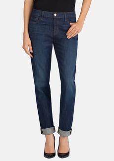 J Brand 'Jake' Skinny Boyfriend Jeans (Dark Side)