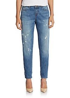 J Brand Jake Slim-Leg Boyfriend Jeans