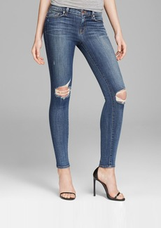 J Brand Jeans - 835 Mid Rise Capri in Misfit