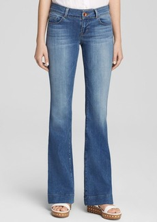 J Brand Jeans - Bloomingdale's Exclusive Love Story Flare in Perception