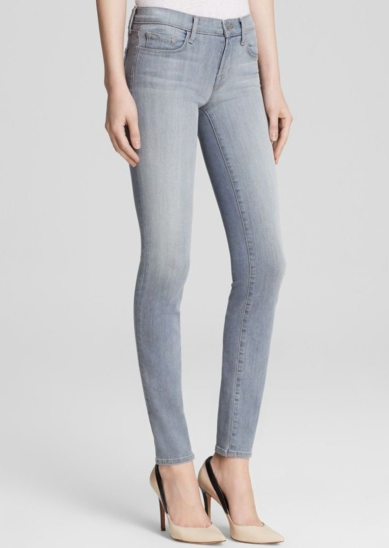 j brand jeans close cut maria high rise skinny in illusion. Black Bedroom Furniture Sets. Home Design Ideas