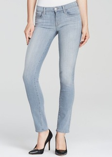 J Brand Jeans - Close Cut Mid Rise Rail in Illusion