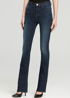 J Brand Jeans - Close Cut Remy High Rise Bootcut in Storm