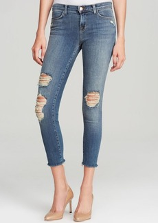 J Brand Jeans - Cropped Skinny in Fury