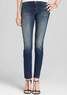 J Brand Jeans - Ellis Mid Rise Straight Leg in Betrayal