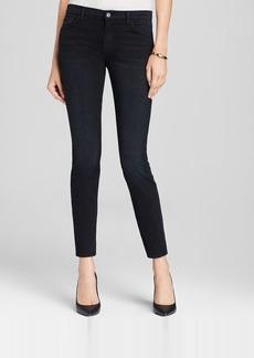 J Brand Jeans - Ellis Mid Rise Straight Leg in Oblique