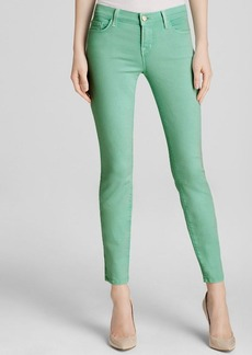 J Brand Jeans - Exclusive Photo Ready Ankle Crop in Verde