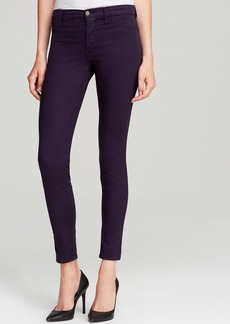 J Brand Jeans - Maria High Rise Skinny in Blackberry