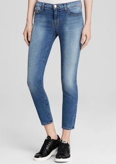 J Brand Jeans - Mid Rise Crop in Dynamic