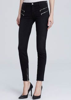 J Brand Jeans - Photo Ready Cass Skinny with Zips in Digital