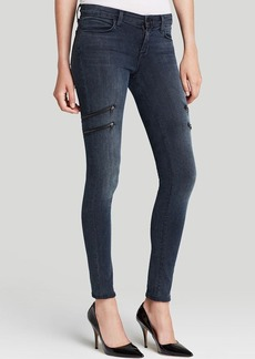 J Brand Jeans - Photo Ready Dee Zip Skinny in Vacant