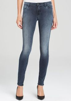 J Brand Jeans - Photo Ready Kamila Zip Back Skinny in Crush