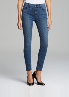 J Brand Jeans - Photo Ready Maria High Rise Ankle Crop in Rumour