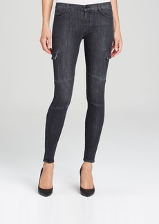 J Brand Jeans - Sara Close Cut Cargo Skinny in Transmission