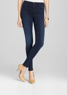 J Brand Jeans - Stocking Maria High Rise Skinny in Darkness