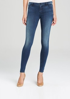 J Brand Jeans - Stocking Maria High Rise Skinny in Suspense