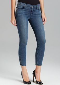 J Brand Jeans - Photo Ready Tali Zip Skinny in Rumor