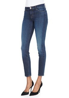 J Brand Jeans 811 Mid-Rise Skinny Jeans, Storm