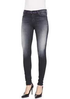 J Brand Jeans 910 Polarized Low-Rise Skinny Jeans
