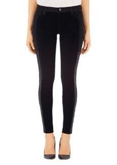 J Brand Jeans Aline Midrise Mixed Media Skinny