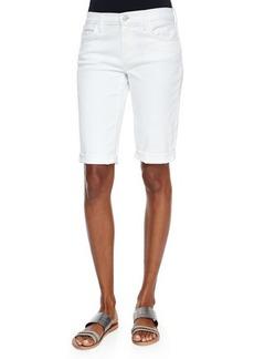 J Brand Jeans Beau Rolled-Hem Bermuda Shorts
