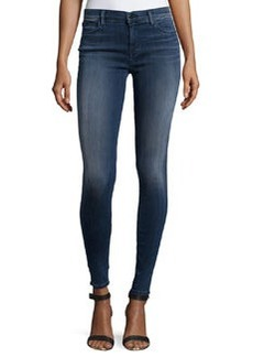 J Brand Jeans Faded Super-Skinny Denim Leggings, Suspense