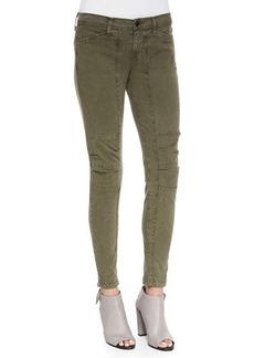 J Brand Jeans Ginger Patchwork Utility Pants