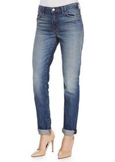 J Brand Jeans Jake Slim Boy Cuffed Jeans, Adored
