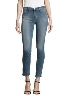 J Brand Jeans Jude Mid-Rise Skinny Jeans