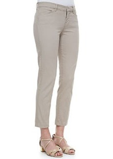 J Brand Jeans Kailee Cropped Twill Trousers