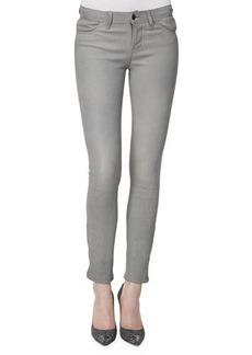 J Brand Jeans L8001 Leather Leggings, Gray Rock
