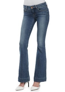 J Brand Jeans Love Story Flared Jeans