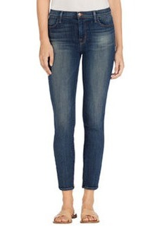 J Brand Jeans Maria High-Rise Skinny Ankle Jeans, Spirited