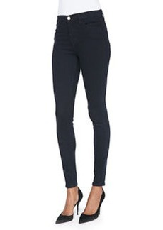 J Brand Jeans Maria High-Rise Skinny Jeans, Bluebird