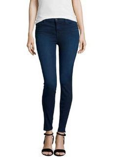 J Brand Jeans Maria High-Rise Skinny Jeans, Supreme