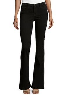 J Brand Jeans Martini Flared Jeans, Shadow
