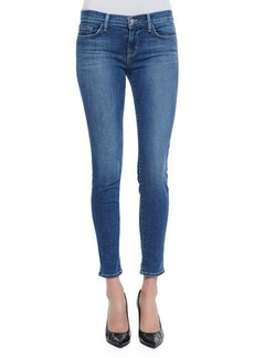 J Brand Jeans Mid-Rise Skinny-Fit Jeans
