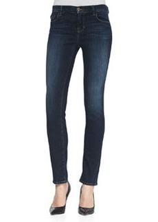 J Brand Jeans Mid-Rise Skinny-Leg Jeans