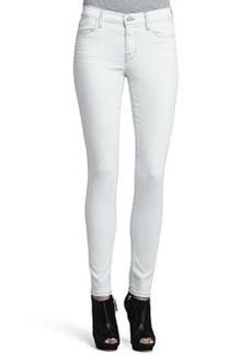 J Brand Jeans Mid-Rise Stretch Denim Jeans, Frostbite