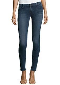 J Brand Jeans Mid-Rise Super Skinny Jeans, Mood