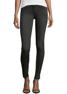 J Brand Jeans Mid-Rise Super Skinny Jeans, Rogue