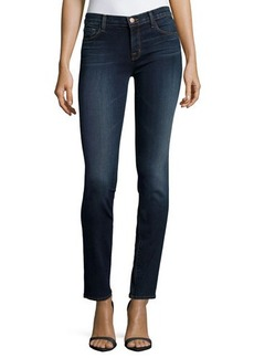 J Brand Jeans Rail Faded Slim-Straight Jeans