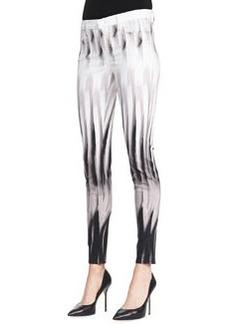J Brand Jeans Super Skinny Pants, Shift Print