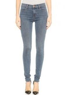 J Brand Jess High Rise Jeans